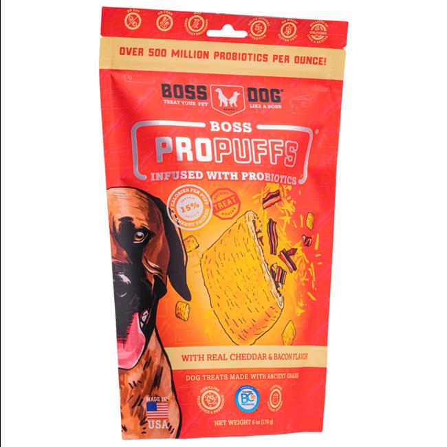 Boss Dog 170g ProPuffs Cheddar & Bacon