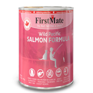 FirstMate 12.2 oz Cat Salmon