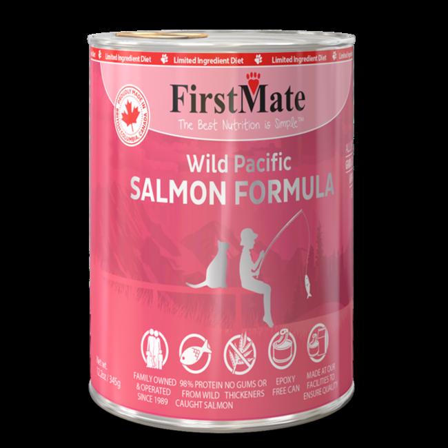 FirstMate 12.2 oz Cat Salmon