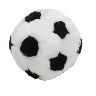 Burgham Plush Soccer Ball