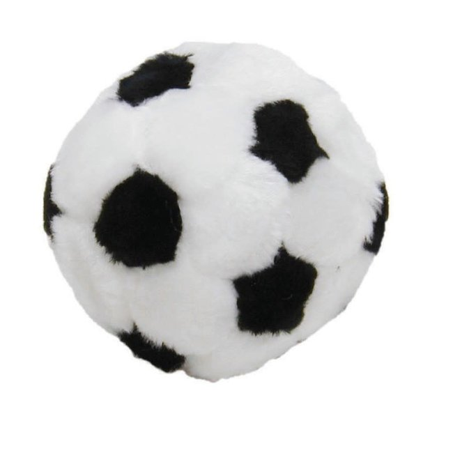 Burgham Plush Soccer Ball
