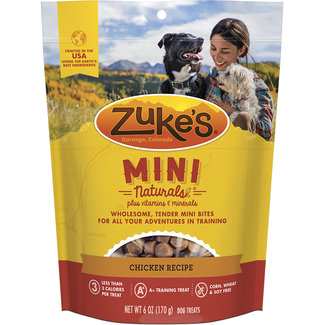Zukes 6oz Mini Naturals Chicken