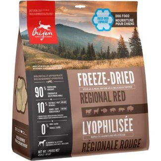 Orijen 6oz Regional Red  Freeze Dried Food