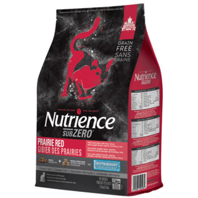 Nutrience Prairie Red Cat