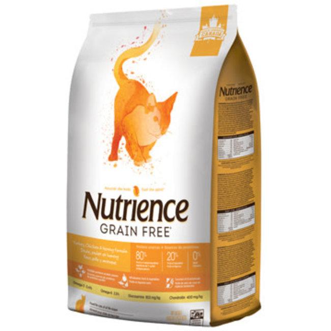 Nutrience Turkey Chicken Herring 11lbs
