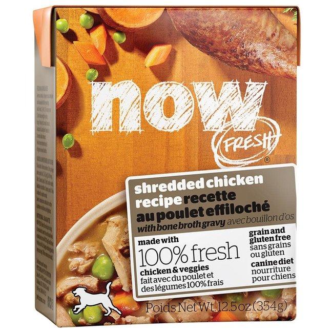 Now Fresh 12.5oz Chicken with Bone Broth Gravy