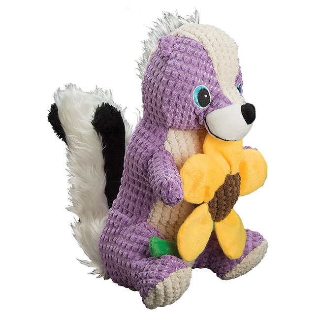 """Patchwork 15"""" Blossom The Skunk"""