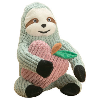 "Patchwork 15"" Sydney The Sloth"