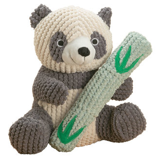 "Patchwork 15"" Reed The Panda"