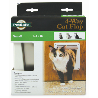 PetSafe 4-Way Interior Cat Door