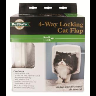 PetSafe 4-Way Locking Interior / Exterior Cat Door