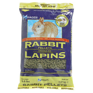 Hagen 5lbs Rabbit Pellets