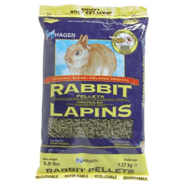 Hagen 5lbs Rabbit Pellets