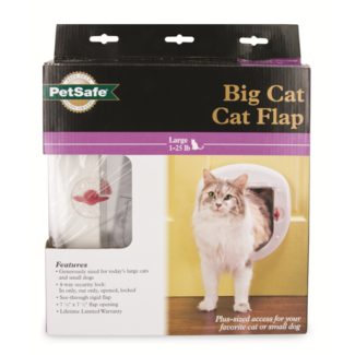 PetSafe Cat Door Big 4-Way Locking