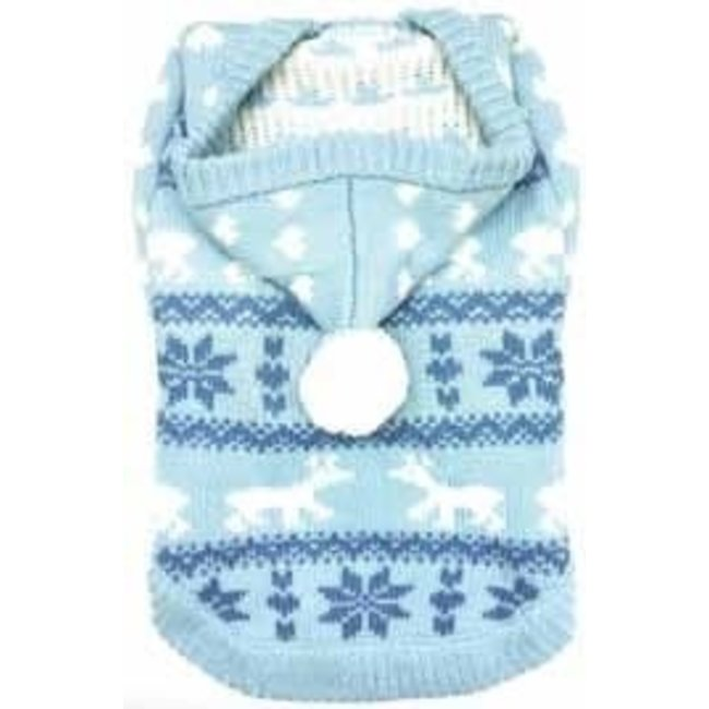Doggie Q Hoodie Sweater
