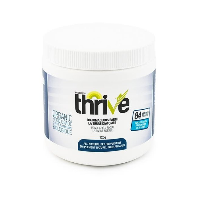 Thrive 120g Diatomaceous Earth