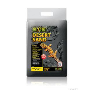 Exo Terra 10lb Black Sand