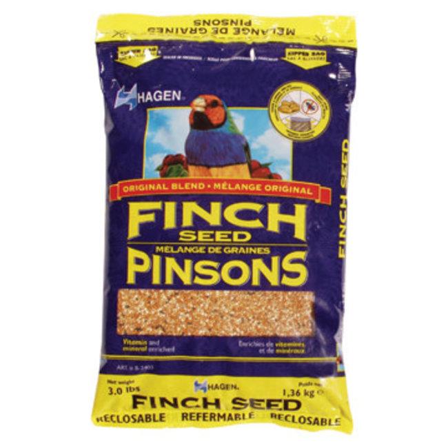 Hagen 3lb Finch Food