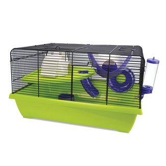 "Living World 20 x 14.3 x 11.4"" Dwarf Hamster Cage Resort"