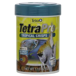 Tetra Tropical Crisps