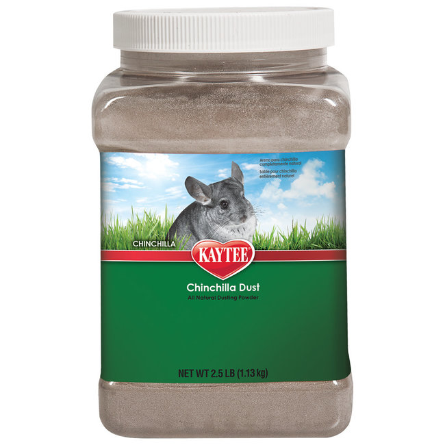 Kaytee 2.5lb Chinchilla Bath Dust