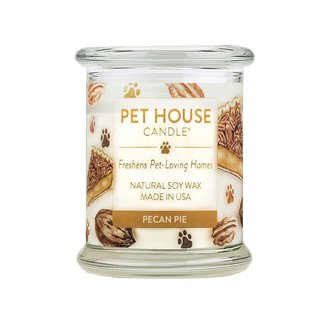 One Fur All Pecan Pie Candle