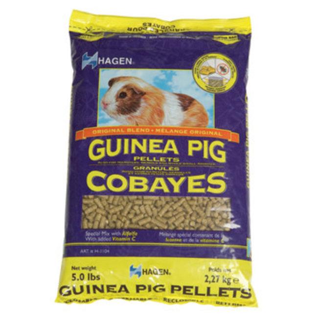 Hagen 5lb Guinea Pig Pellet Food