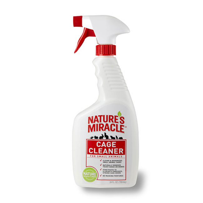 Natures Miracle 24oz Cage Cleaner