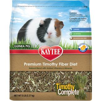 Kaytee 5lbs Timothy Complete Guinea Pig Food