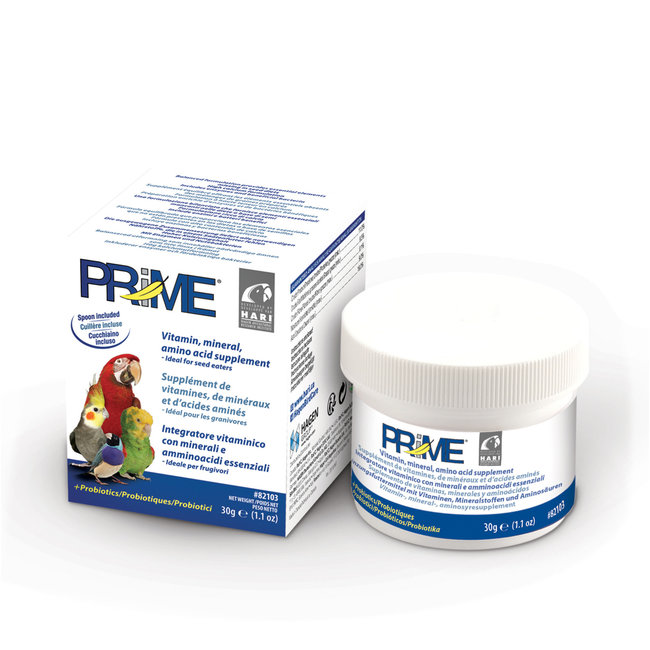 Hagen 30g Prime Vitamin Supplement