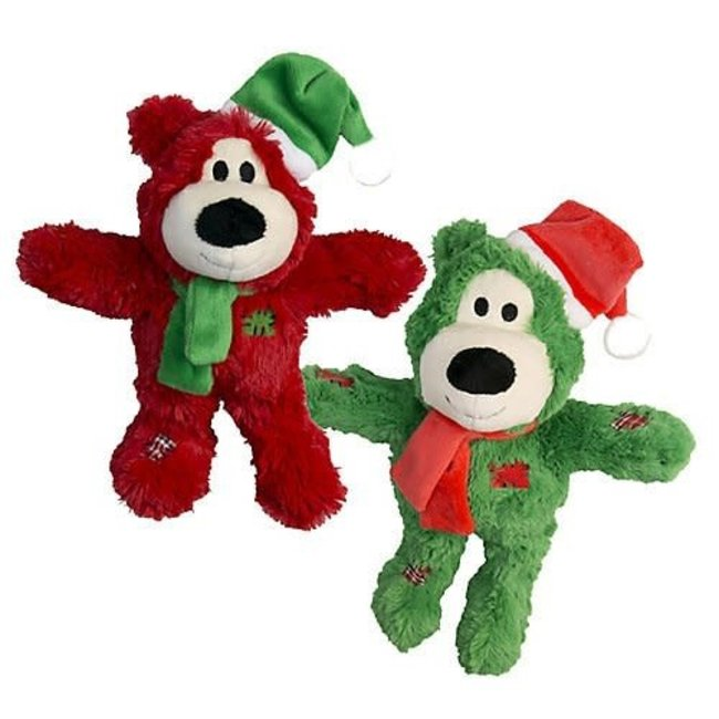 Kong Christmas Knots Bear