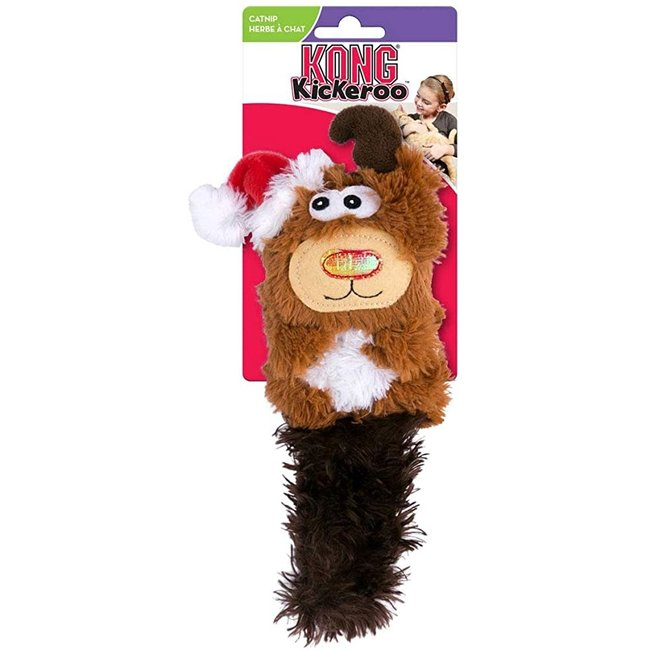 Kong Holiday Reindeer Kickeroo