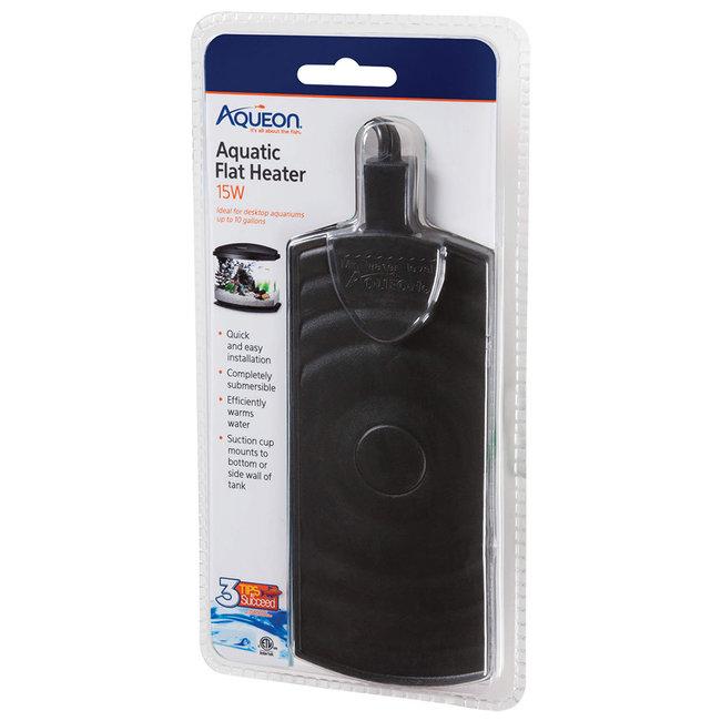 Aqueon 15W Aquatic Flat Heater