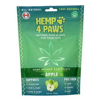 Hemp 4 Paws 250g Apple Hemp Infused Treats