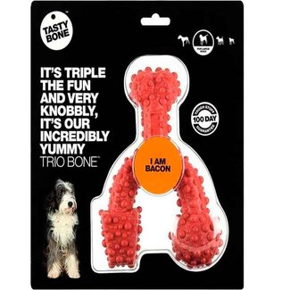 Tasty Bone Bacon Trio Bone