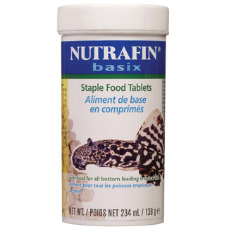 Nutrafin 138g, Basix Staple Food Tablets