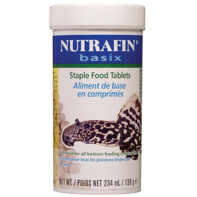 Nutrafin 138g, Basix Staple Food Tablets