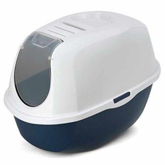 Moderna Hood Litter Pan Blue