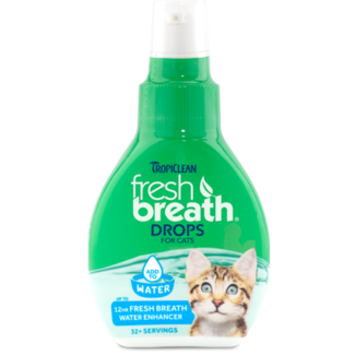Tropiclean 2.2 oz Fresh Breath Water Drops