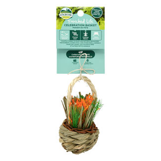 Oxbow Celebration Basket