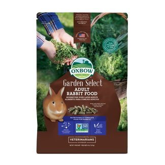 Oxbow 4lbs Garden Select Adult Rabbit
