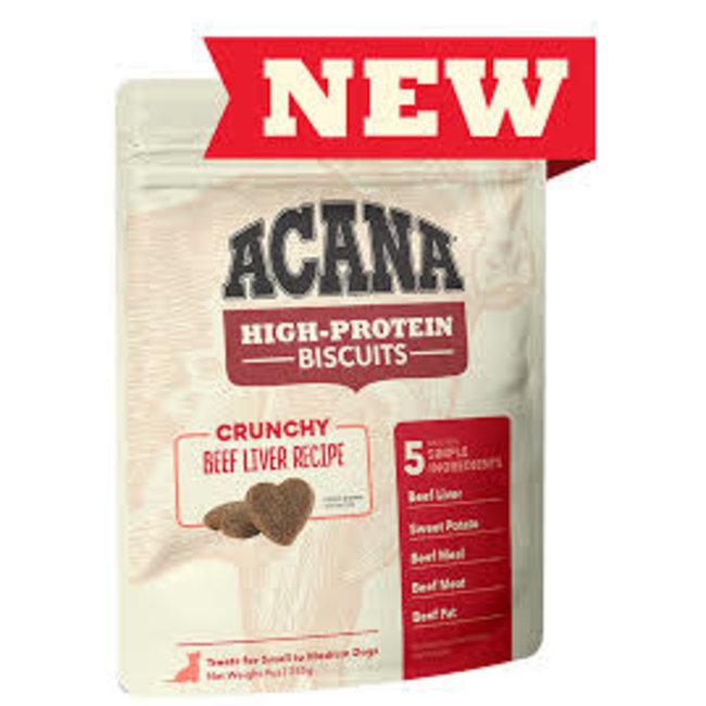 Acana 9oz Crunchy Beef Liver Recipe