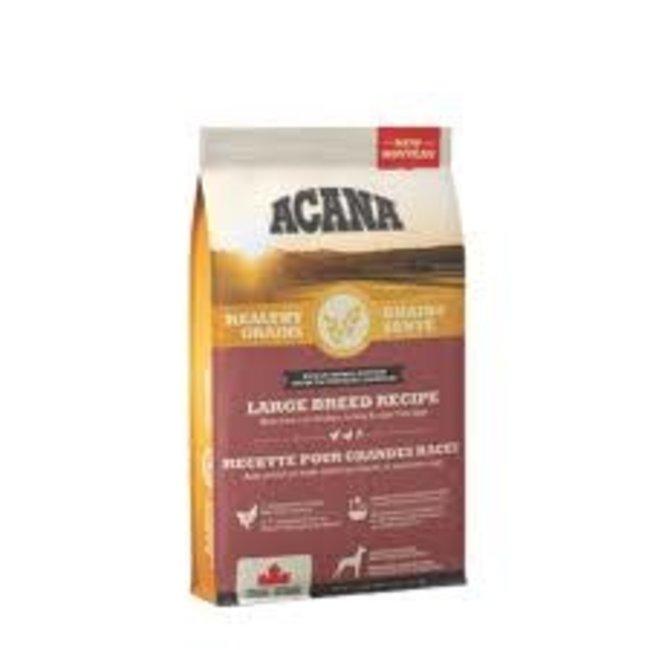 Acana 22.5lb Healthy Grains Large Breed