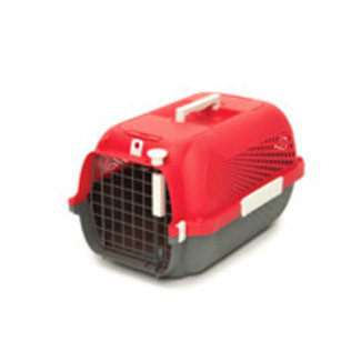 Cat It Red Carrier 19 x 12.8 x 11 in