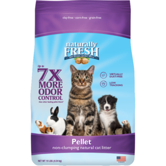 Naturally Fresh Pellet Litter
