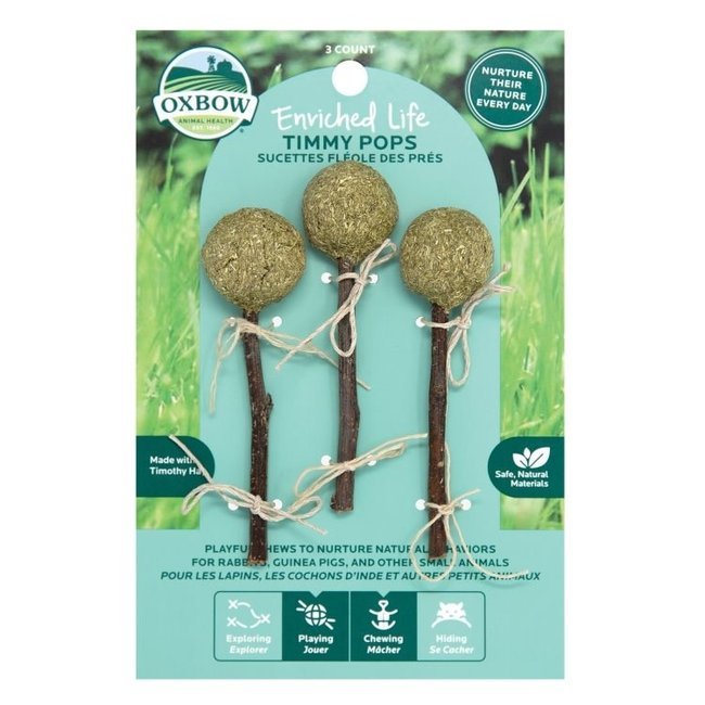 Oxbow Timothy Pops