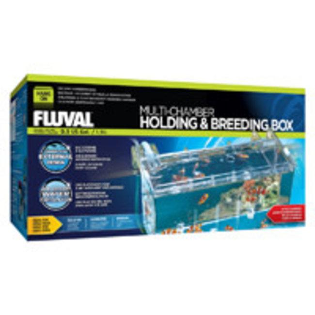 Fluval .5 US Gal. Multi-Chamber Holding & Breeding Box