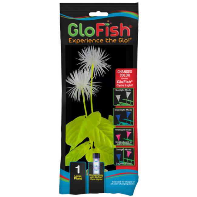 GloFish Large Yellow Plant