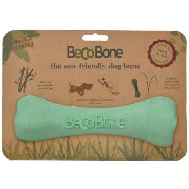 Beco Pets Bone Green Large