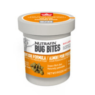 Nutrafin 45g Bug Bites Goldfish Formula